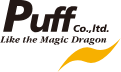 Puff Co.,Ltd. Like the Magic Dragon